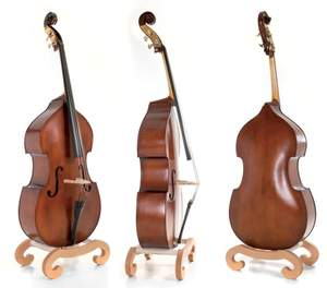 GEWA Double bass Basic Line - solid top version 3/4