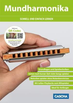 Mundharmonika - Schnell und einfach lernen Product Image