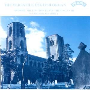 The Versatile English Organ