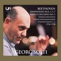 Beethoven: Orchestral Works (Live)