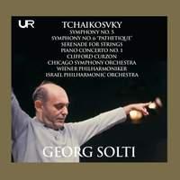 Tchaikovsky: Orchestral Works (Live)