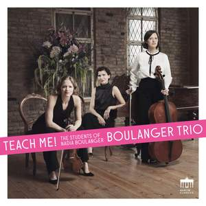 Teach me! The students of Nadia Boulanger