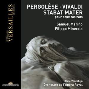 Pergolesi & Vivaldi: Stabat Mater pour deux castrats