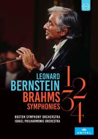 Leonard Bernstein conducts The Brahms Symphonies