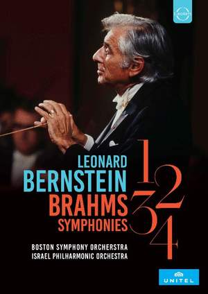 Leonard Bernstein conducts The Brahms Symphonies