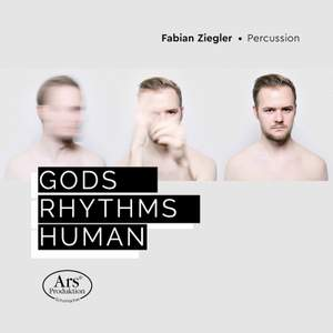 Gods | Rhythms | Human: Works For Percussion Product Image