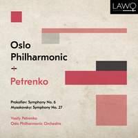 Prokofiev: Symphony No. 6 & Myaskovsky: Symphony No. 27