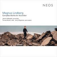 Magnus Lindberg: Complete Works For Accordion