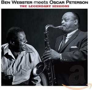 Ben Webster Meets Oscar Peterson + 9 Bonus Tracks