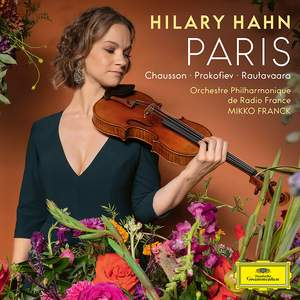 Hilary Hahn - Paris - Vinyl Edition