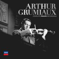 Arthur Grumiaux - Complete Philips Recordings