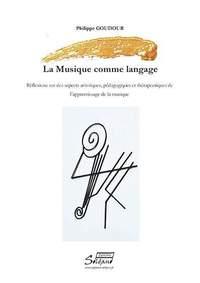 P. Goudour: La Musique Comme Langage
