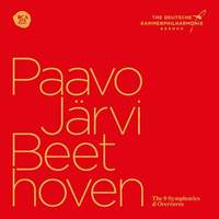 Beethoven: The 9 Symphonies & Overtures