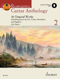 Romantic Guitar Anthology   Vol. 2