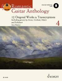 Romantic Guitar Anthology   Vol. 4