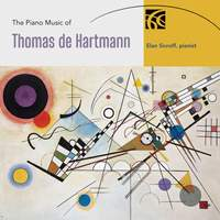 The Piano Music of Thomas de Hartmann