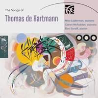 The Songs of Thomas de Hartmann