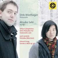 Gubaidulina, Janáček & Grieg: Works