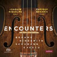 Encounters - Music for Viola and Piano