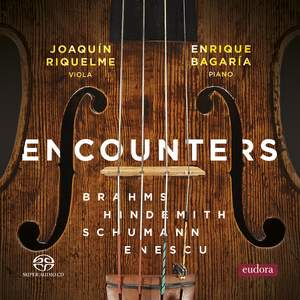 Encounters - Music for Viola and Piano Product Image