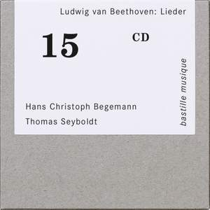 Beethoven: Lieder Product Image