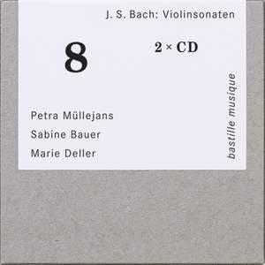 JS Bach: Violin Sonatas Product Image