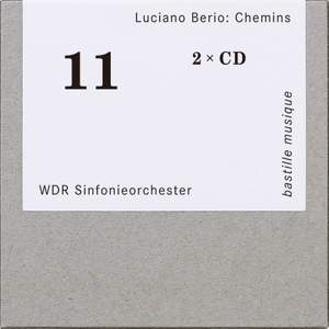 Berio: Chemins Product Image