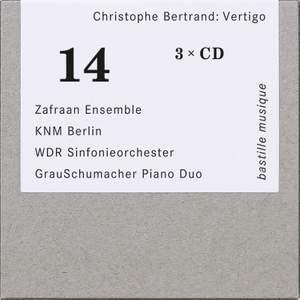 Christophe Bertrand: Vertigo Product Image