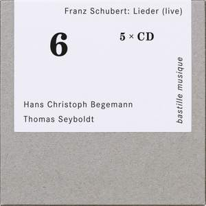 Schubert: Lieder Product Image