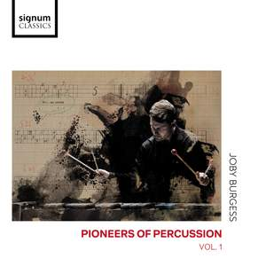 Pioneers of Percussion, Vol. 1