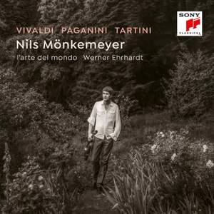 Vivaldi - Paganini - Tartini