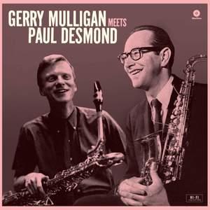 Gerry Mulligan Meets Paul Desmond + 1 Bonus Track!