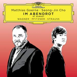 Im Abendrot: Songs By Wagner, Pfitzner, Strauss Product Image