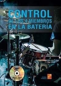 Esteban Tomero: Control de los 4 miembros en la batería
