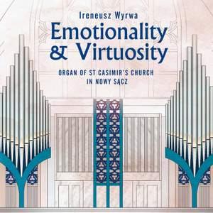 Emotionality & Virtuosity: Organ of St Casimir's Church in Nowy Sacz