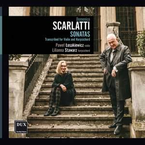Scarlatti Sonatas Transcribed For Violin and Harpsichord Product Image
