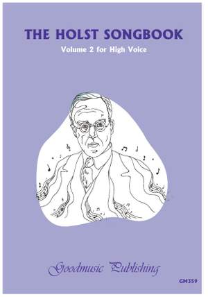 The Holst Songbook Volume 2 High Voice Product Image