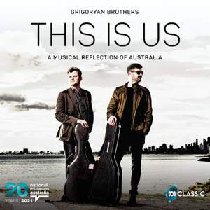 This is Us: A Musical Reflection of Australia Product Image