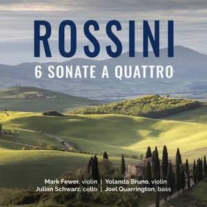 Rossini: 6 Sonate a quattro