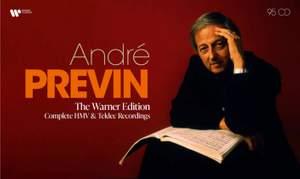 André Previn Warner Edition: Complete HMV & Teldec Recordings