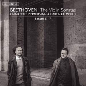 Beethoven: Violin Sonatas Vol. 2 Product Image