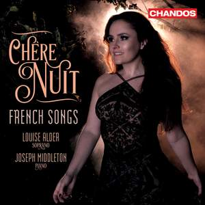 Chère Nuit: French Songs Product Image