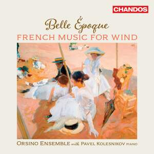 Belle Époque: French Music for Wind Product Image