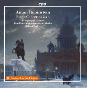 Anton Rubinstein: Piano Concertos No.2 and No.4