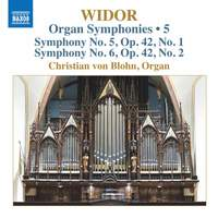 Widor: Organ Syms Vol. 5