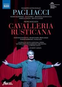 Leoncavallo: Pagliacci & Mascagni: Cavalleria rusticana