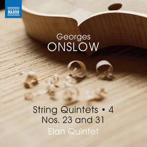 Georges Onslow: String Quintets Vol.4