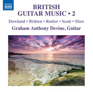 British Guitar Music Vol. 2