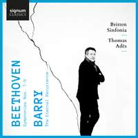Beethoven: Symphonies Nos. 7-9 & Barry: The Eternal Recurrence