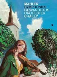 Mahler: Symphony Nos. 1-2 & 4-9 (DVD)